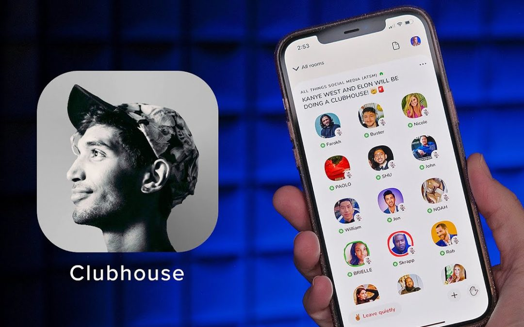 Why is Clubhouse getting popular also in the IT tech ecosystem